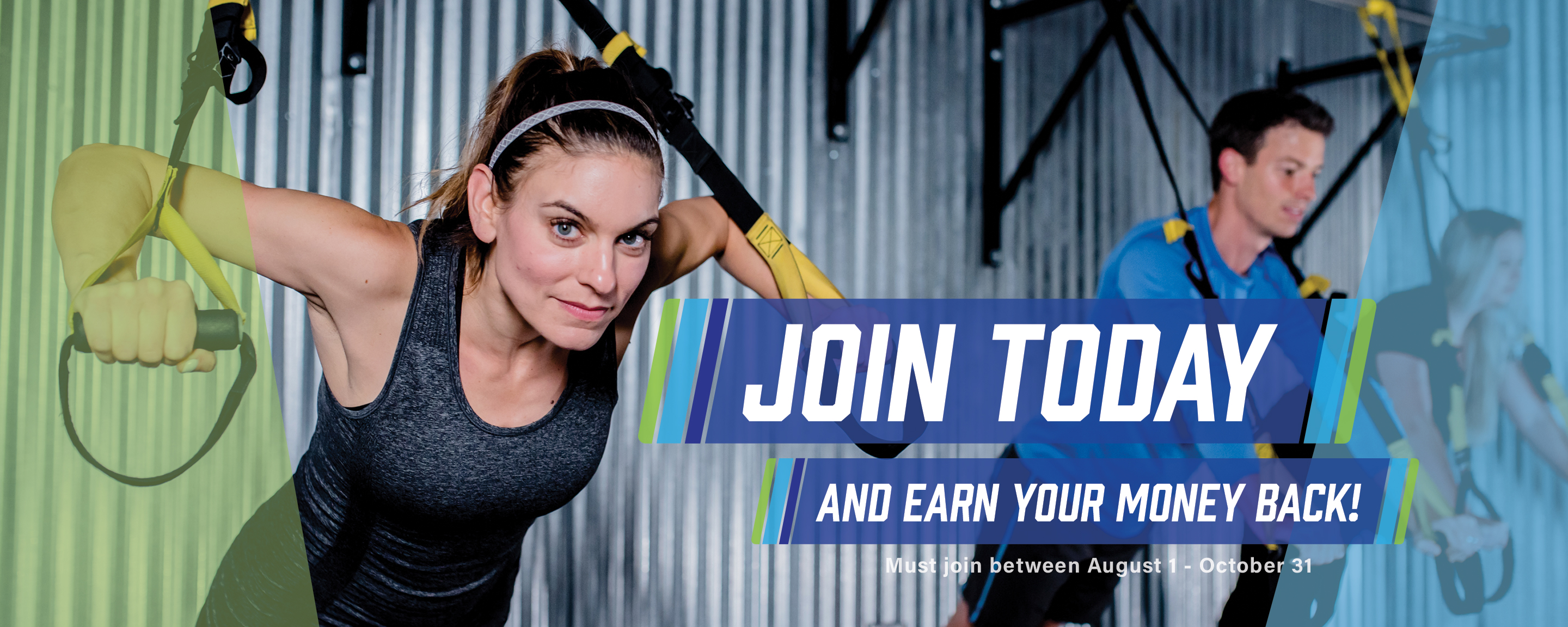 Join Today and Earn Your Money Back at Courts Plus Elmhurst