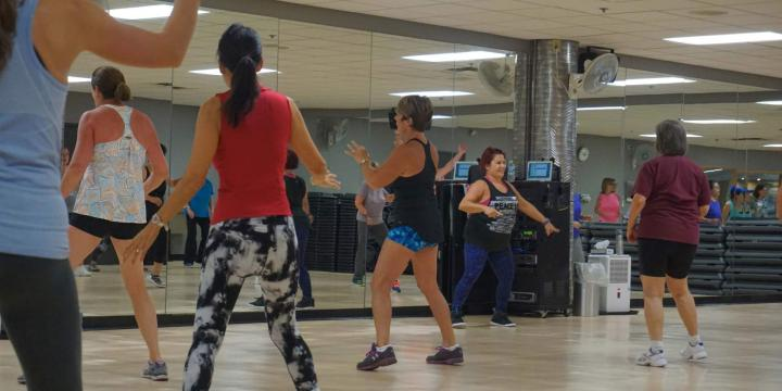 music and high intensity interval training in Elmhurst